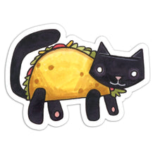 Taco Cat Sticker