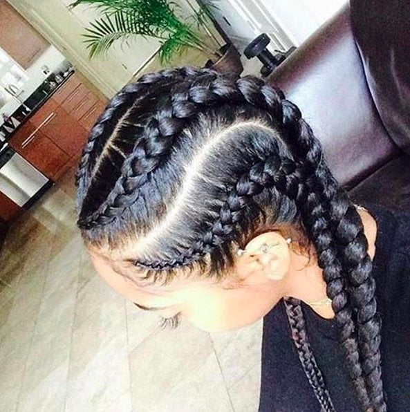 4 Feed-In Braid