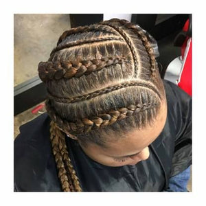 5 Feed-In Braids