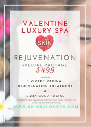 Valentine's Day Rejuvenation Package