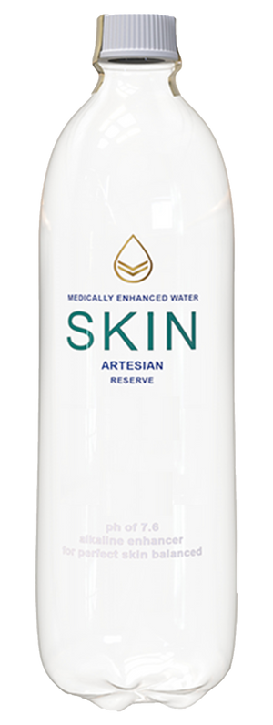 SKIN 8.2 pH Holistically Enhanced Artesian Water