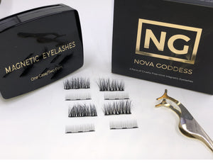 3D Mink Magnetic Eyelashes! - Nova Goddess
