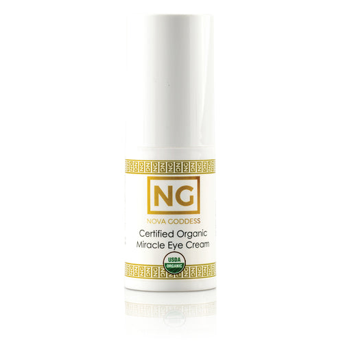 USDA Certified Organic Eye Cream - Nova Goddess