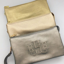 Load image into Gallery viewer, Caroline Hill Crossbody Bag - Metallic