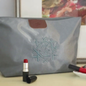 The Royal Standard Vinyl Cosmetic Bag