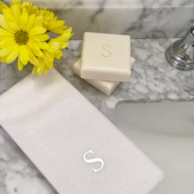 Eco-Luxury Soap & Towel Gift Set