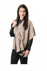 Top it Off Keyhole Wrap