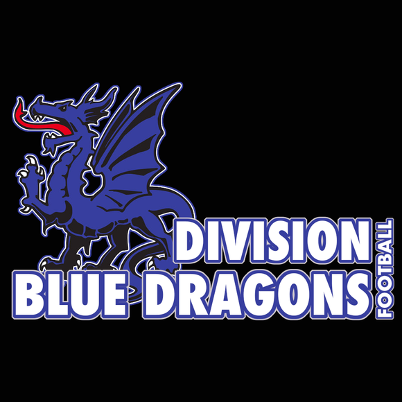 Division Blue Dragons Football Mobile App
