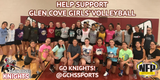 Glen Cove Knights 2018 Girls' Volleyball Premium Discount Card
