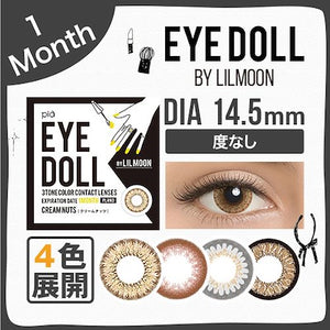 EYEDOLL by LIL MOON-Old Fashion 2tones 月抛