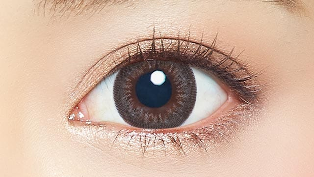 EYE GENIC by evercolor monthly月抛---natural series dusty brown