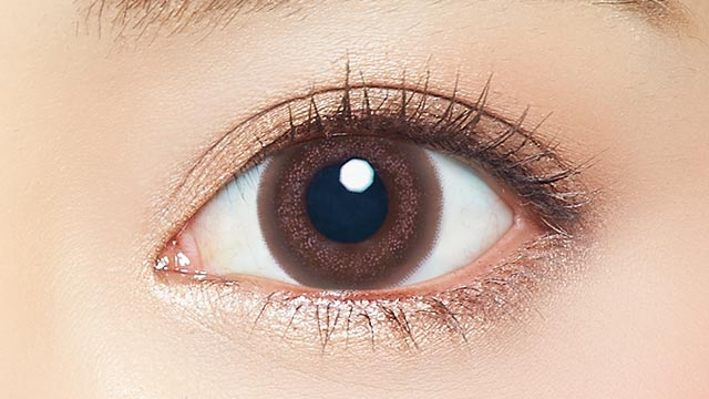EYE GENIC by evercolor monthly月抛---natural series souffle coral