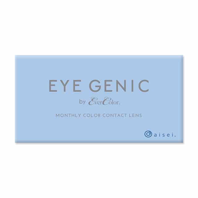 EYE GENIC by evercolor monthly月抛---cute series modern grunge