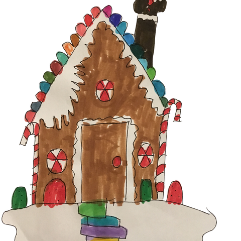 The Gingerbread Abode