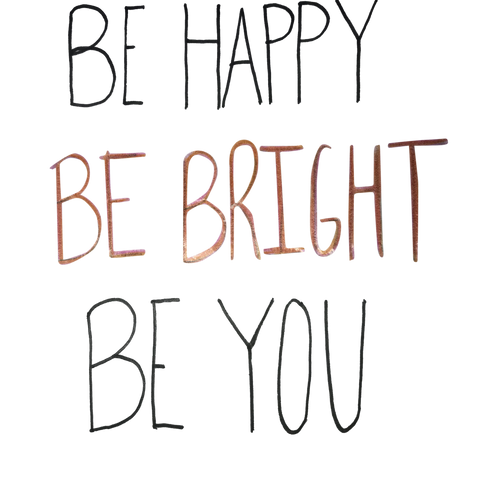 Be Bright