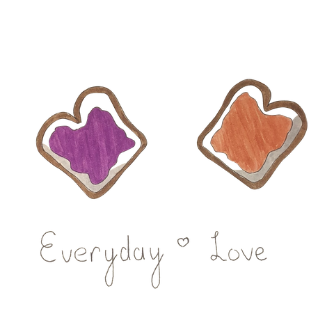 Everyday Love - Peanut Butter and Jelly