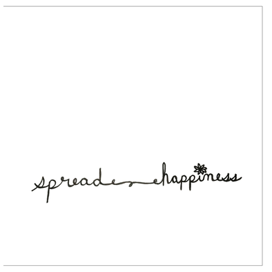 Spread Happiness Greeting Cards