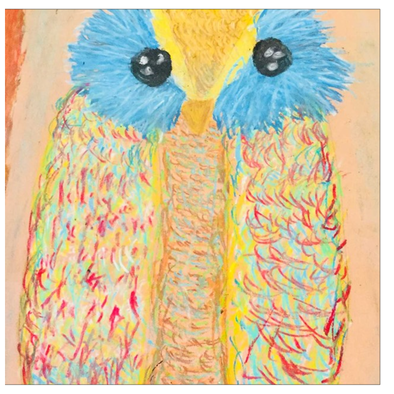 Life of an Owl Greeting Card