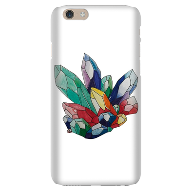 Crystals Phone Cases