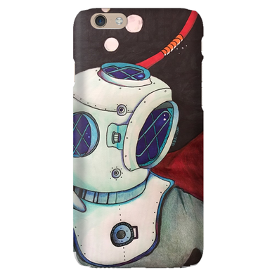 Surreal Dive Phone Case