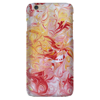 Sunset Swirls Phone Case