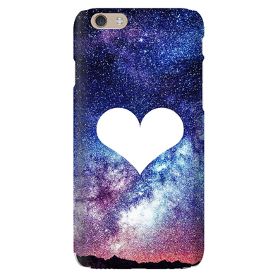 Heart Galaxy Phone Cases