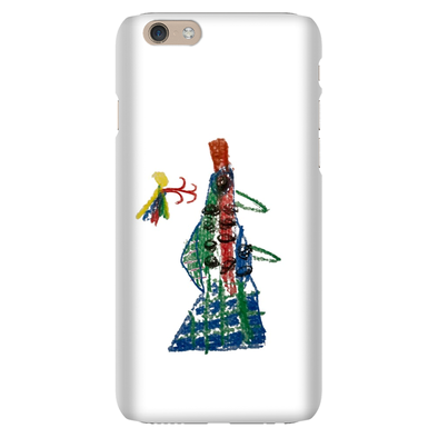 Fish and Fly Phone Cases
