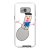 Alfred the Snowman Phone Cases