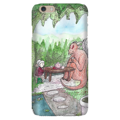 Tea Party Phone Cases
