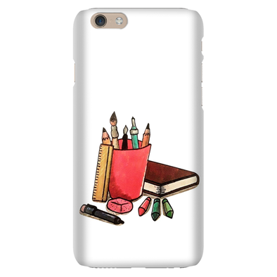 Study Pack Phone Cases