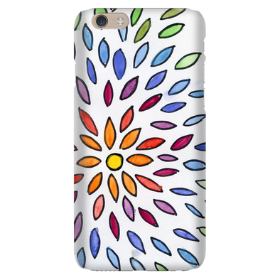 Petals of the Sunflower Phone Case