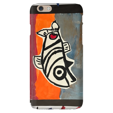 Sammy Salmon Phone Cases