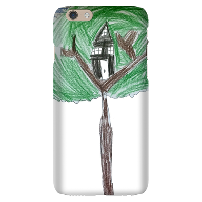 Treehouse Phone Cases