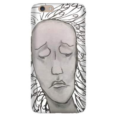 Weeping Woman Phone Cases