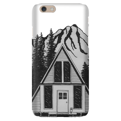 A Frame House Phone Case