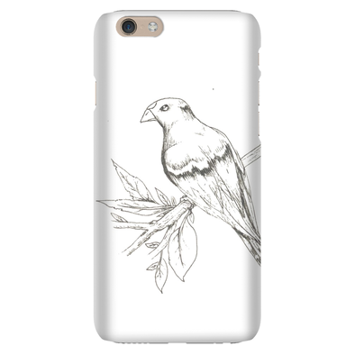 Sing a Song of Spring Time Phone Case