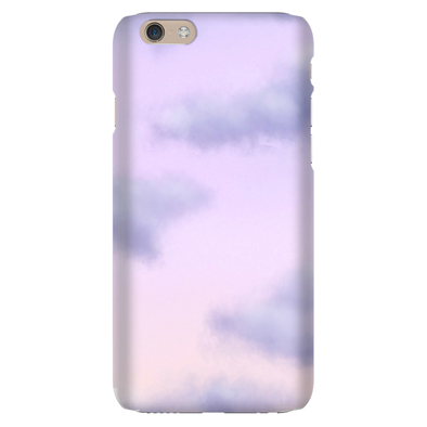 Pastel Clouds Phone Cases