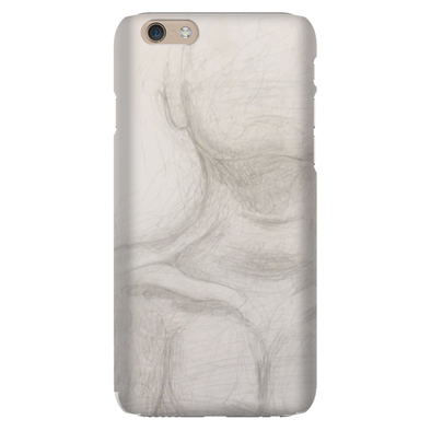 Scribbles of the Mind Phone Cases