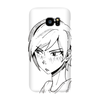 Angry Boy Phone Cases