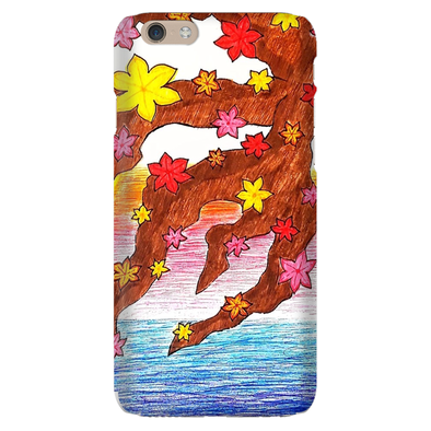 Spring Sunset Phone Case