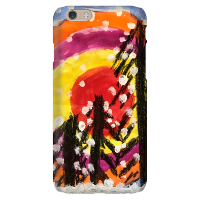 Winter View Phone Cases