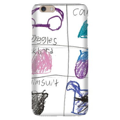 Swim Gear Phone Case