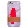 Cardinal on a Snowy Day Phone Case