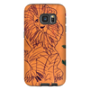 Bashful Lion Phone Cases