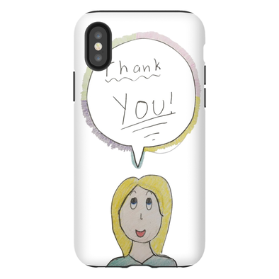 Thank You Phone Case