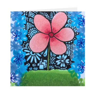 Growth Greeting Card
