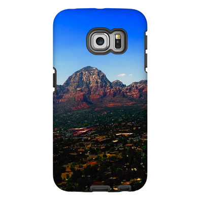 Nightfall in Midday Phone Cases