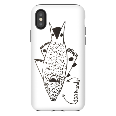 100 Pounds Phone Case