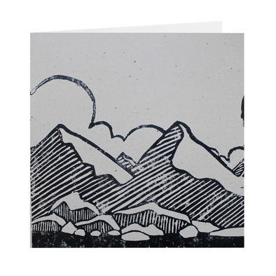 Mountains Greeting Cards
