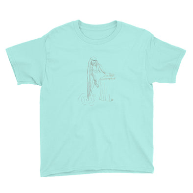 A touch into darkness Youth Short Sleeve T-Shirt